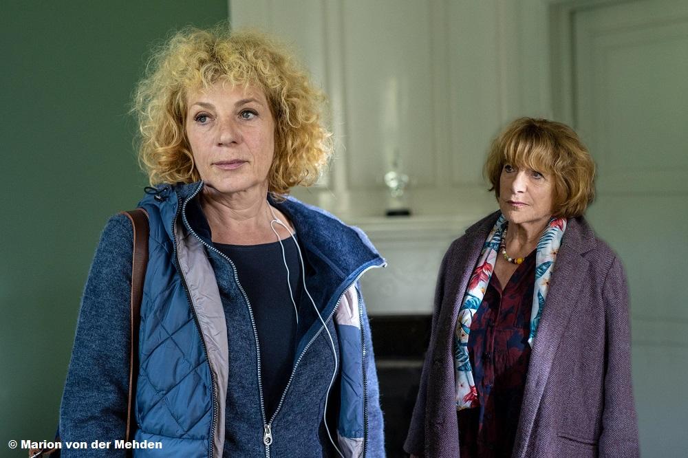 """""""Zurück ans Meer"""": ZDF dreht Drama mit Hannelore und Nina Hoger"""