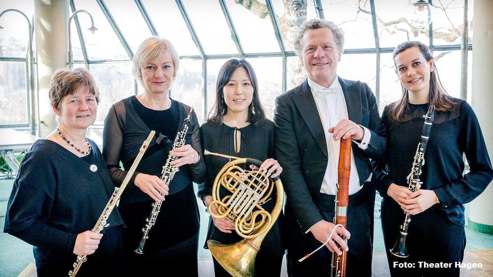 Zweites Kammerkonzert im Auditorium im Kunstquartier Hagen