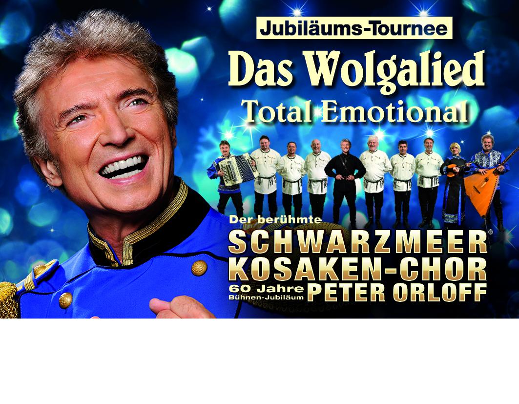 Peter Orloff und die Schwarzmeerkosaken am 4. März 2020 in Hagen