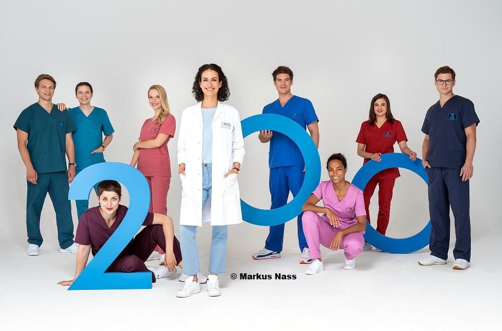 """200 Folgen """"In aller Freundschaft – Die jungen Ärzte"""""""