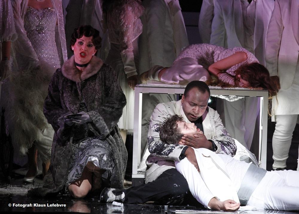 """Zum letzten Mal:""""Everest""""– Oper von Joby Talbot in Hagen"""