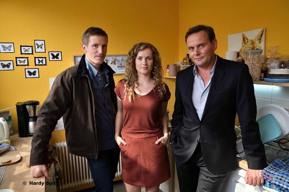 """Drehstart für dritte Folge ZDF-Samstagskrimi """"Schwartz & Schwartz"""""""