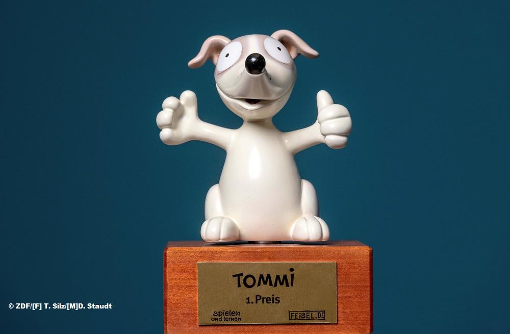 Kindersoftwarepreis 2019: Gewinner des TOMMI stehen fest