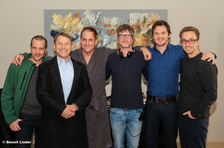 Tatort aus Stuttgart: Dreharbeiten zu »Der Welten Lohn«