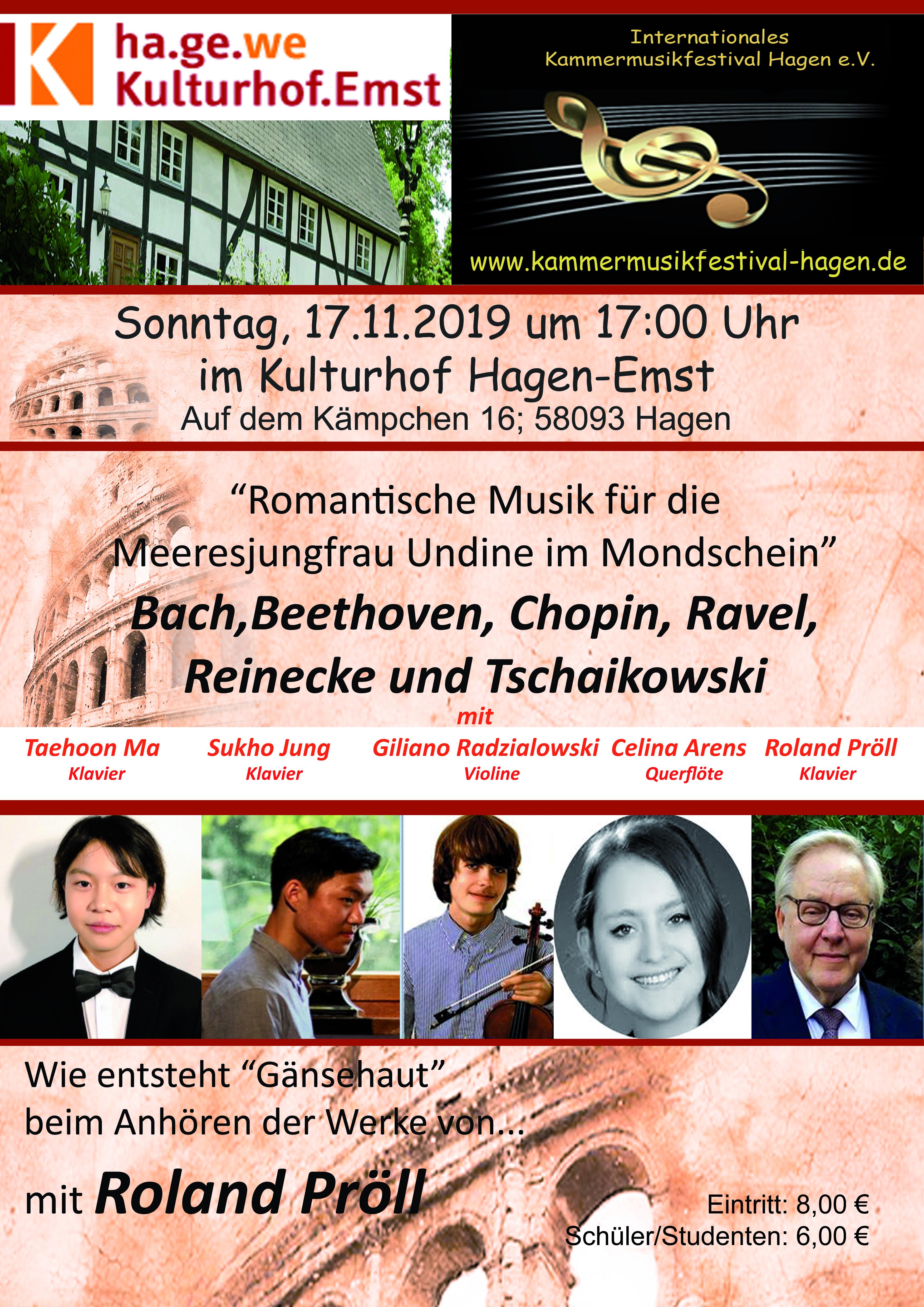 Konzert im Kulturhof