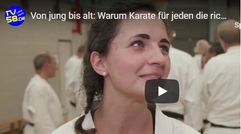 Von jung bis alt: Warum Karate für jeden die richtige Sportart ist (VIDEO)