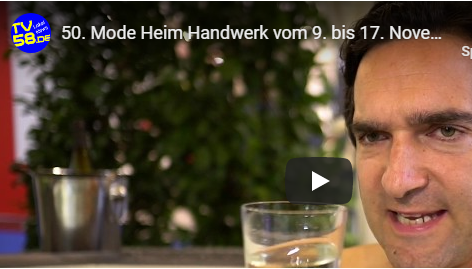 50. Mode Heim Handwerk vom 9. bis 17. November (VIDEO)