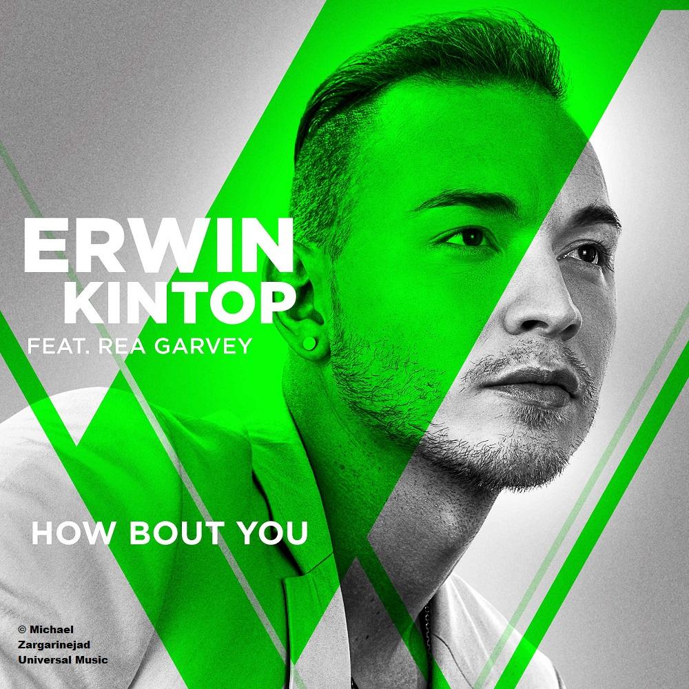 "#TVOG-Finalist Erwin Kintop produziert mit Coach Rea Garvey die gemeinsame Single ""How Bout You"""