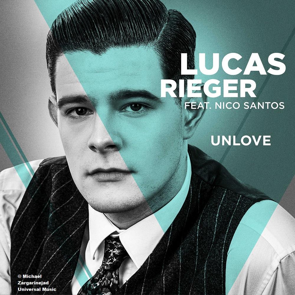 """Lucas Rieger feat. Nico Santos: """"Unlove"""""""