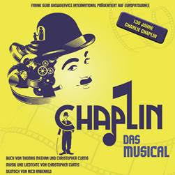 130 Jahre nach der Geburt von Charlie Chaplin – Musical geht auf Tournee