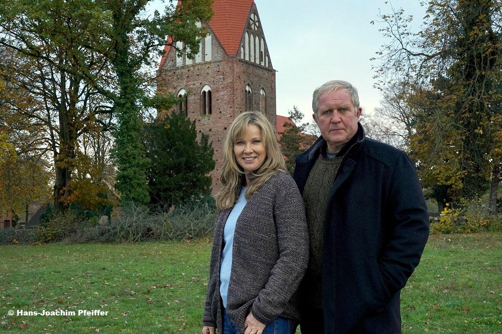 """""""Ohne Ausweg"""": ZDF dreht Psychothriller mit Harald Krassnitzer und Ann-Kathrin Kramer"""