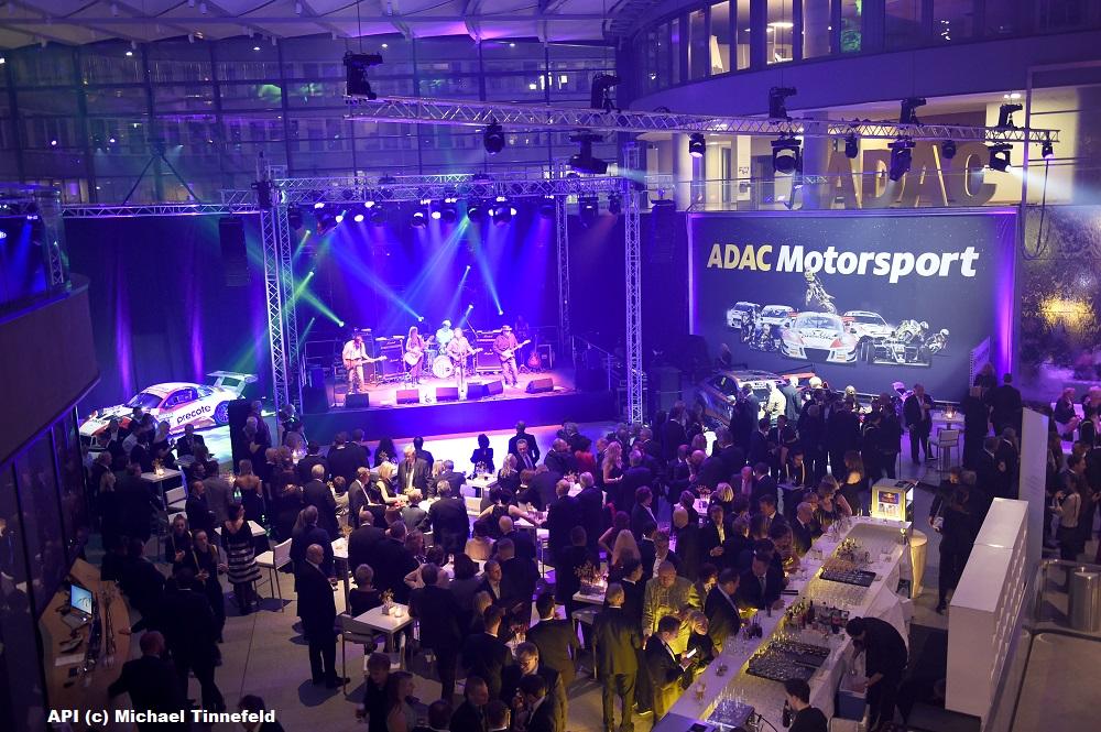 ADAC ehrt Motorsport-Stars auf der ADAC Sportgala 2019