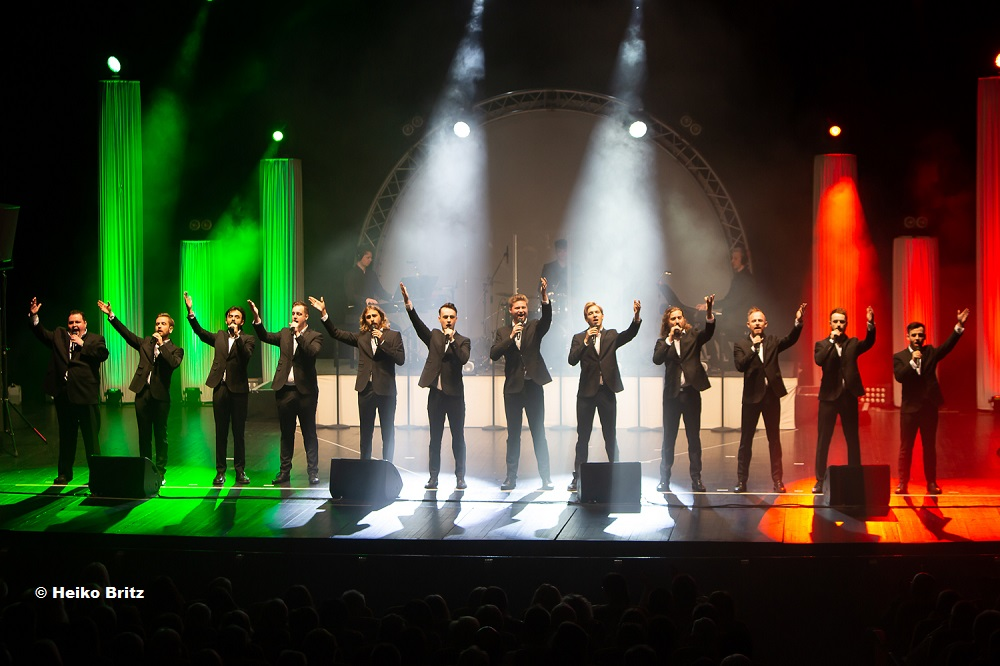 The 12 Tenors – 12 Jahre – Stadthalle