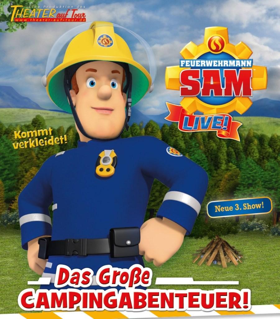 Sam bald wieder in der Stadthalle Hagen!