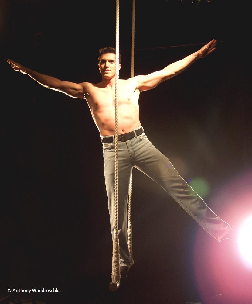 Circus Salto gastiert in Hagen