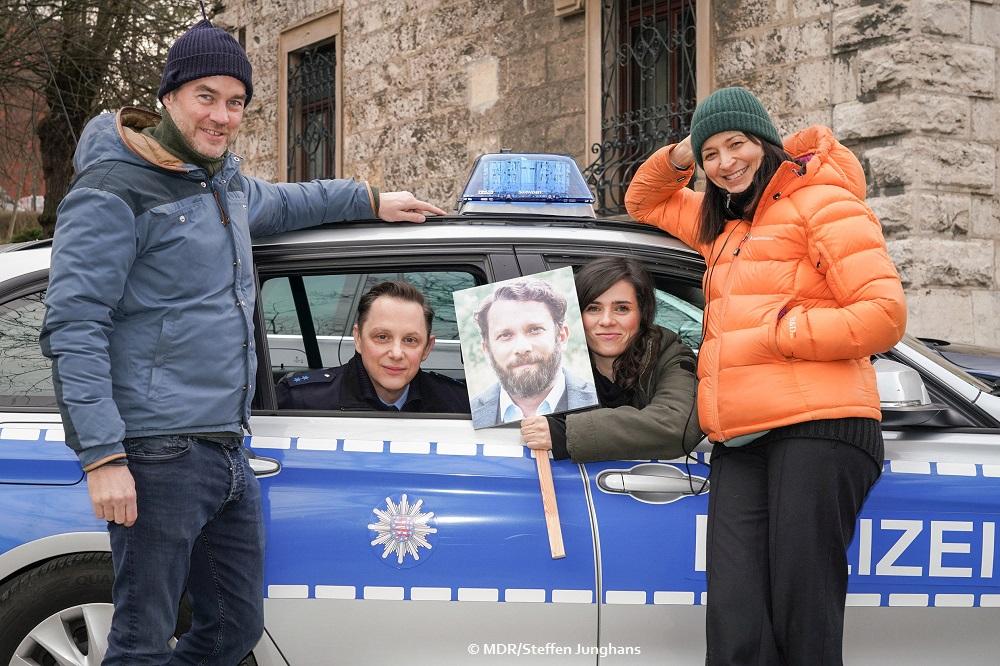 Drehstart für den elften Tatort aus Weimar