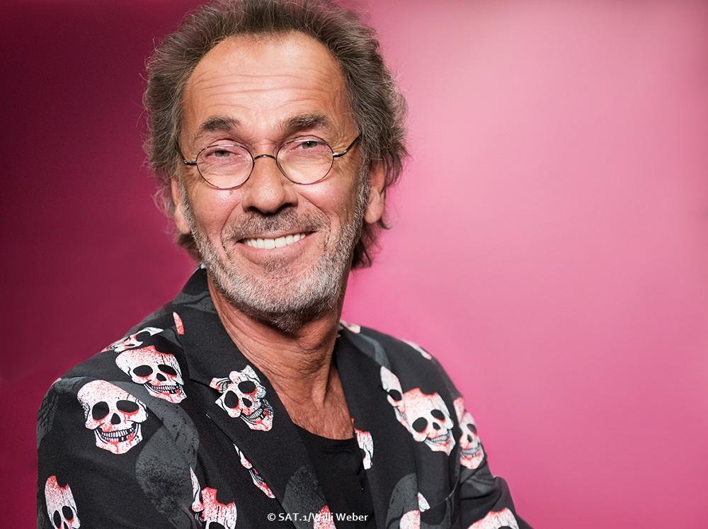 SAT.1 schmeißt große Geburtstagsparty für Hugo Egon Balder