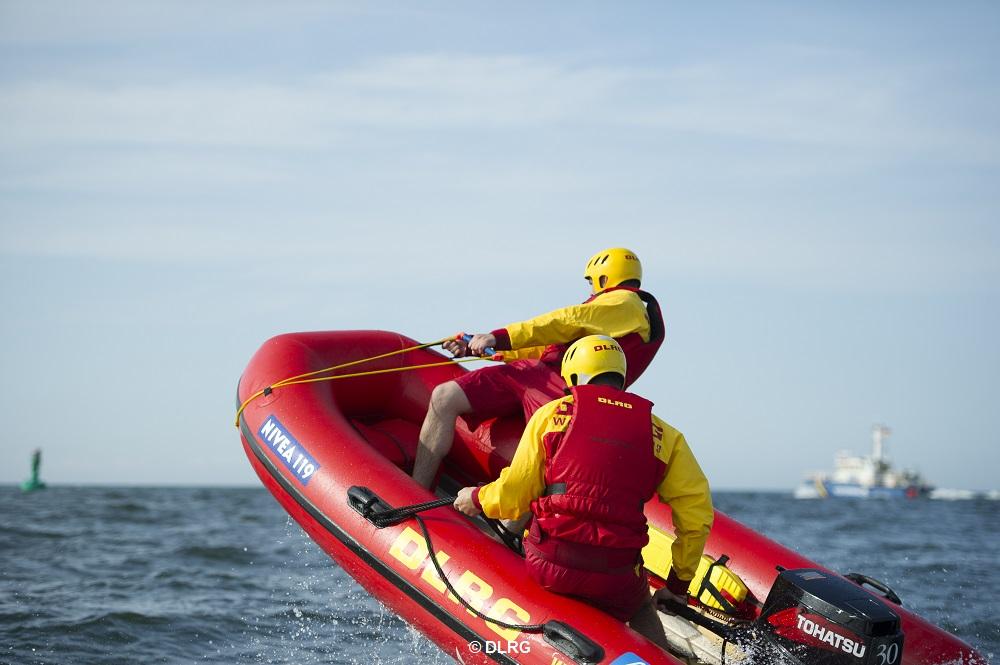 DLRG: Bleibt an Land und geht nicht aufs Wasser! Wassersport in und auf unbewachten Binnengewässern lebensgefährlich