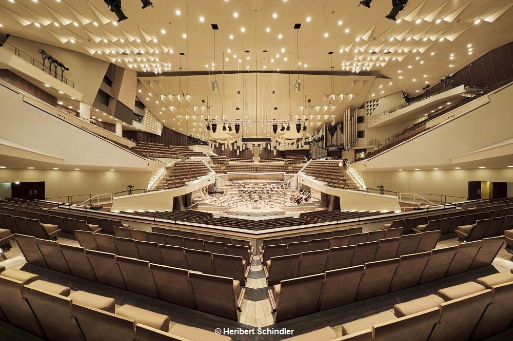 Philharmonie Berlin (rbb/Heribert Schindler)