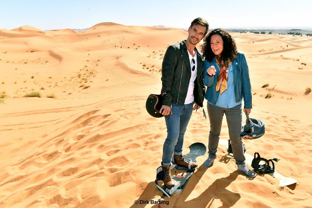 """""""Das Traumschiff"""" im ZDF nimmt an Ostern Kurs auf Marokko"""