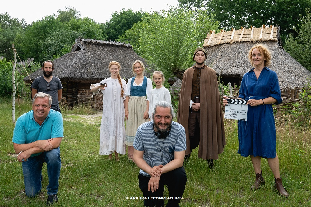 """Drehstart zum 50. Märchen der ARD-Reihe """"Sechs auf einen Streich"""""""