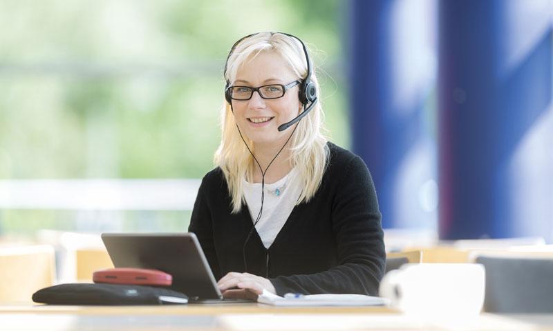 Die FernUniversität macht Lehrkräfte fit für das digitale Lehren und Lernen.