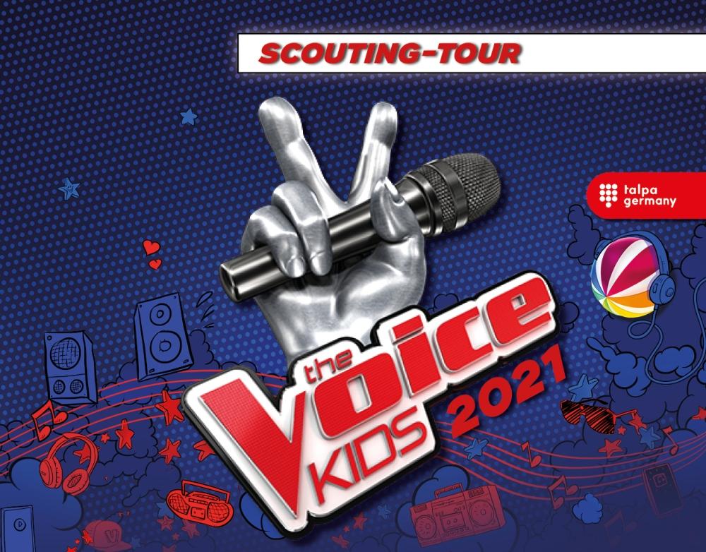 Junge Talente aufgepasst: Scouting-Start für #VoiceKids 2021