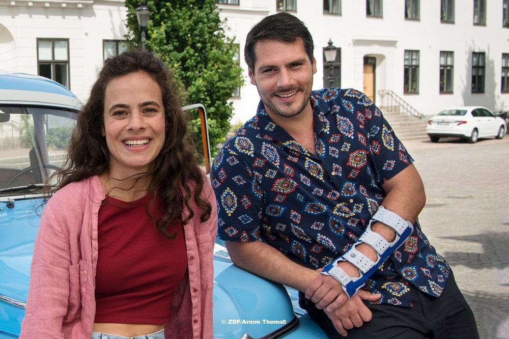 """Liebe auf Schwedisch: ZDF dreht fünf """"Inga Lindström""""-Filme"""