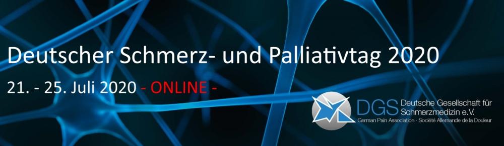 Deutscher Schmerz- und Palliativtag 2020