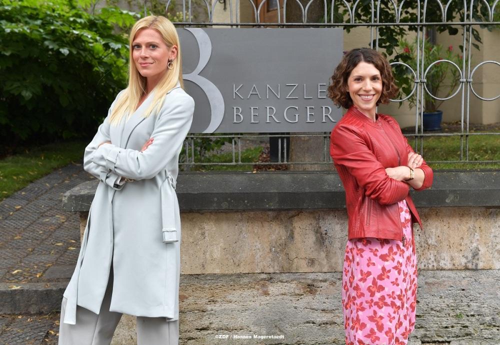 "Constantin Television dreht neue ZDF-Serie ""Kanzlei Berger"" (AT)"