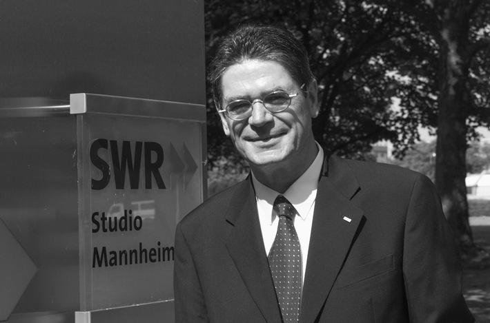 Früherer Studioleiter Mannheim-Ludwigshafen gestorben