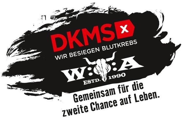Heavy Metal rettet Leben: DKMS und Wacken Open Air starten Online-Registrierungsaufruf