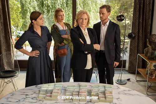 """Drehstart für ZDF-Produktion """"Mutter kündigt"""" mit Maren Kroymann"""