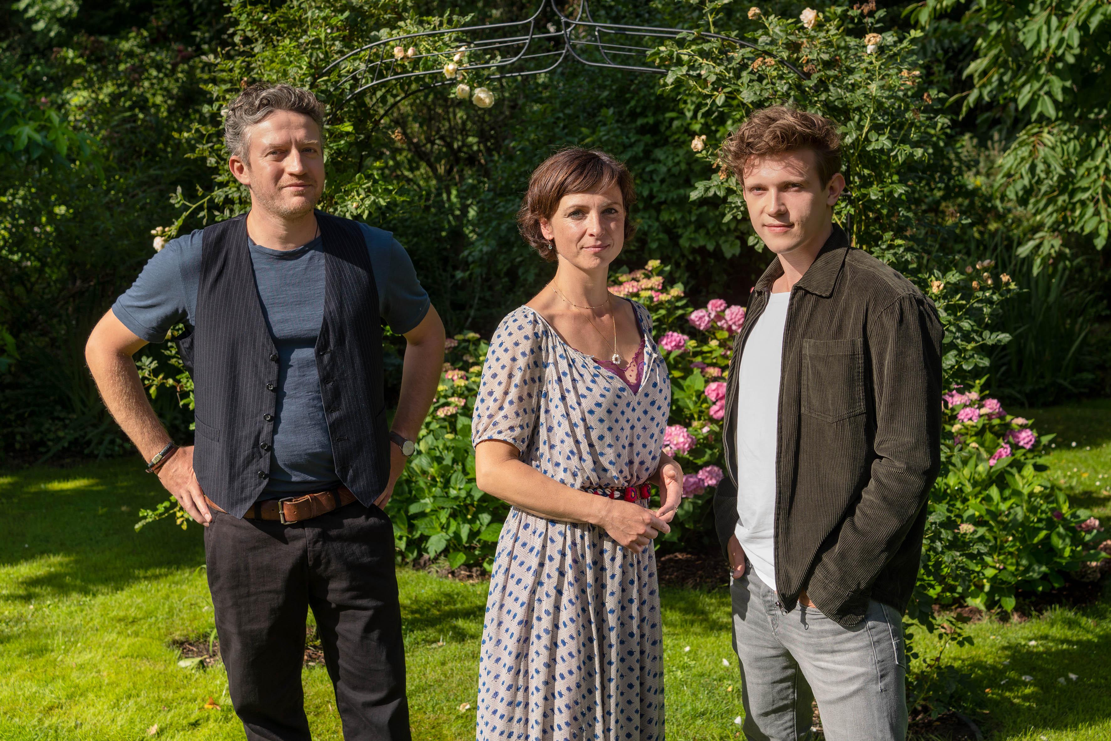 """Drehstart für zwei """"Katie Fforde""""-Filme in der Holsteinischen Schweiz"""