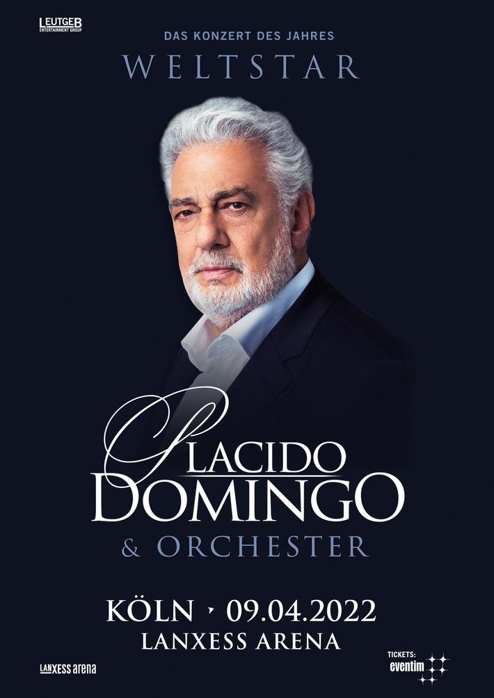 Placido Domingo - 09.04.2022 KÖLN