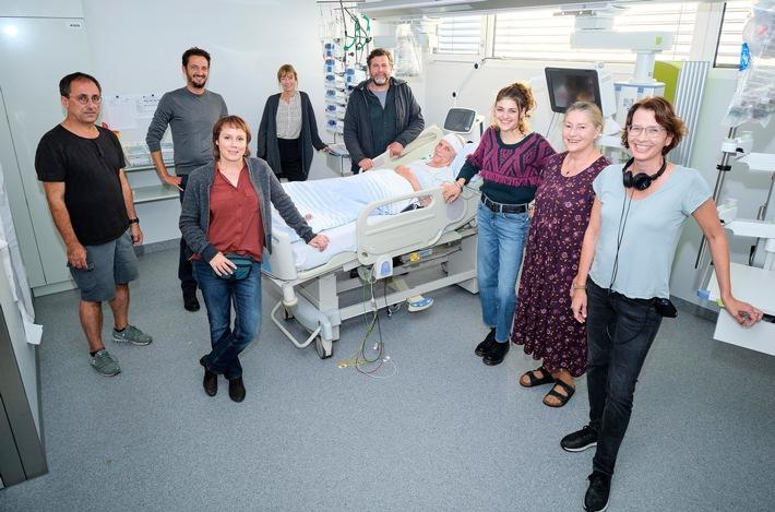 """Dreharbeiten zum """"Tatort – Was wir erben"""""""