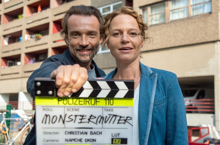 """Drehstart für den neuen rbb-""""Polizeiruf 110: Monstermutter"""""""