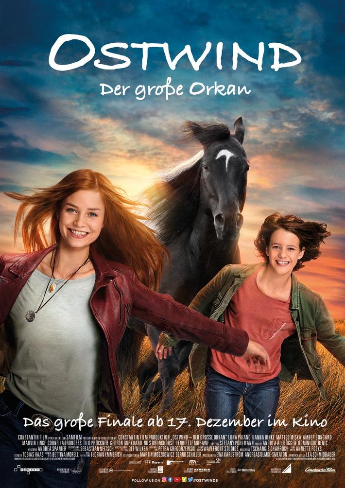 OSTWIND – DER GROSSE ORKAN – Neuer Kinostart am 17.12.2020