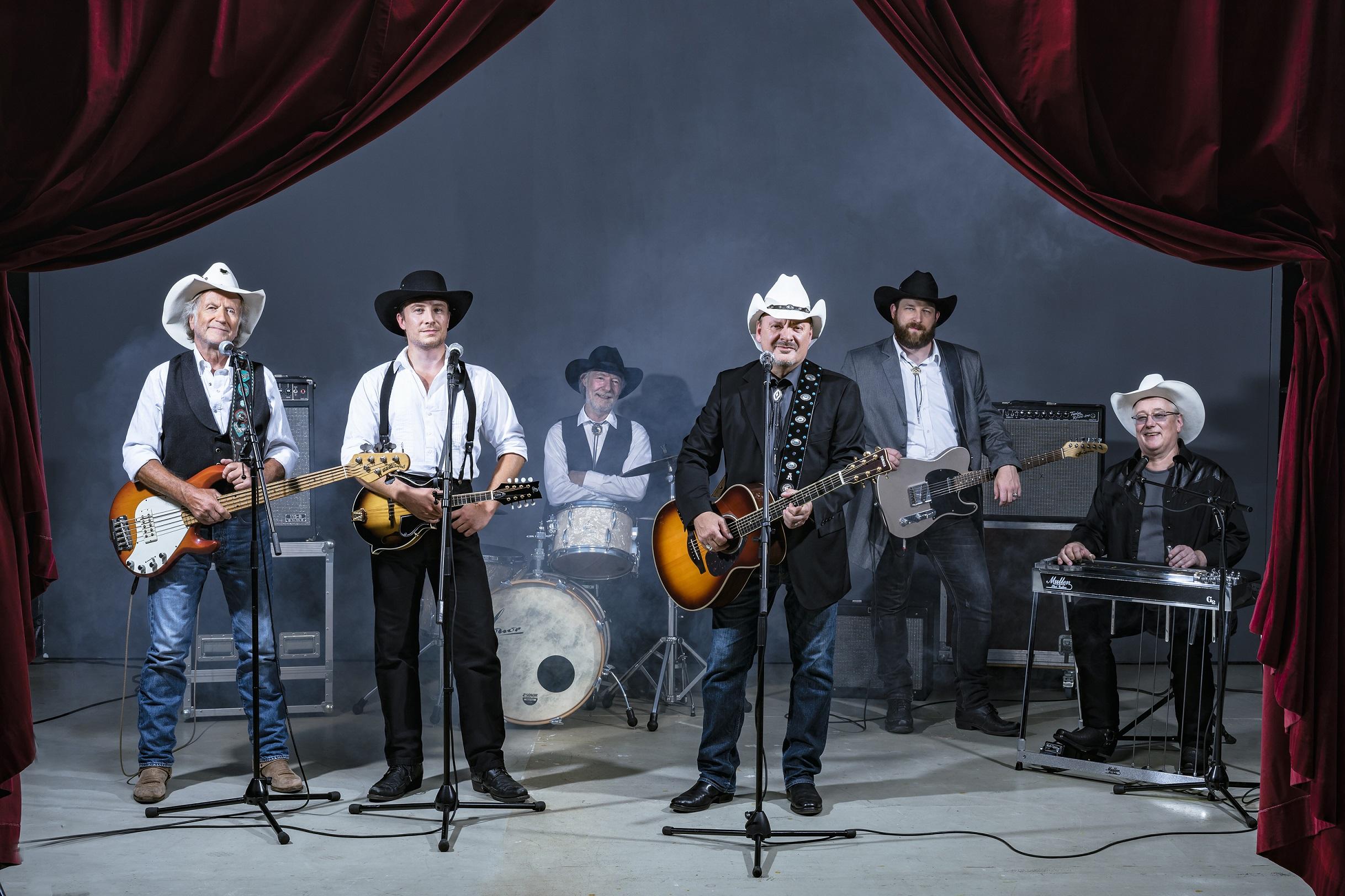 TRUCK STOP – Deutschlands erfolgreichste Country-Band spielt am 17.10.2020 ihr erstes Livestream-Konzert