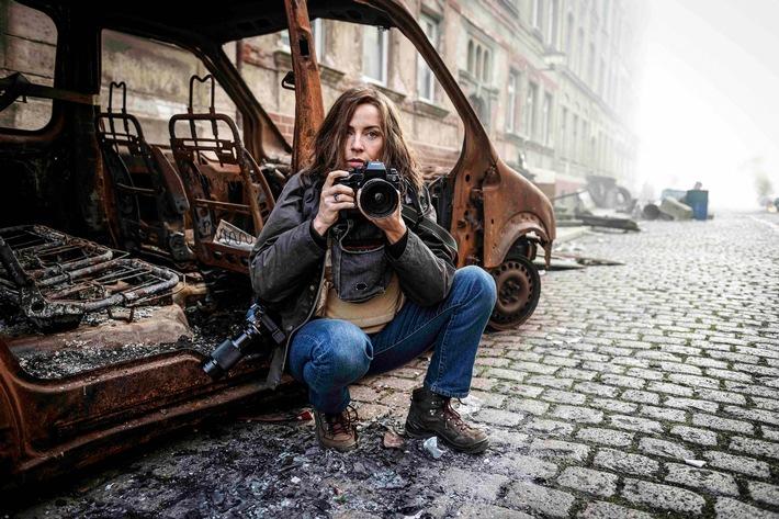 """Drehstart für ZDF-Koproduktion """"Die Bilderkriegerin"""""""