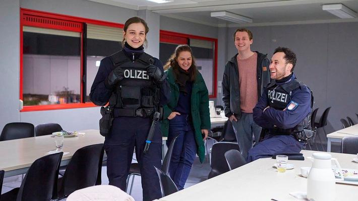 Drehstart für Drama um junge Hamburger Polizistin