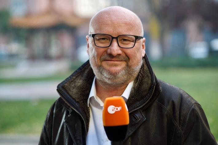 Hanns-Joachim-Friedrichs-Preis für ZDF-Korrespondent Ulf Röller