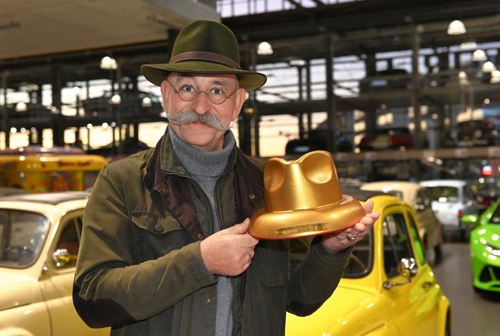 """Horst Lichter ist """"Hutträger des Jahres 2020"""""""