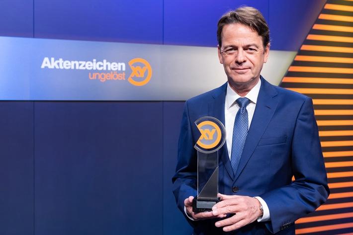 Horst Seehofer vergibt XY-Preis 2020