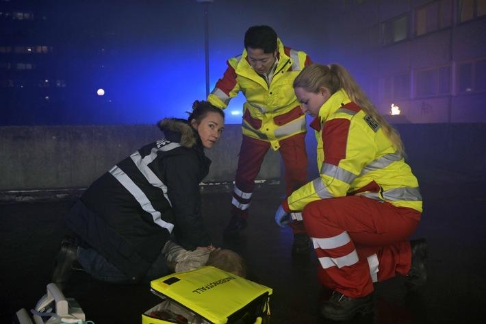 """ZDF-Dreh """"Die letzte Ausgabe"""" – Thriller mit Lisa Marie Potthoff"""