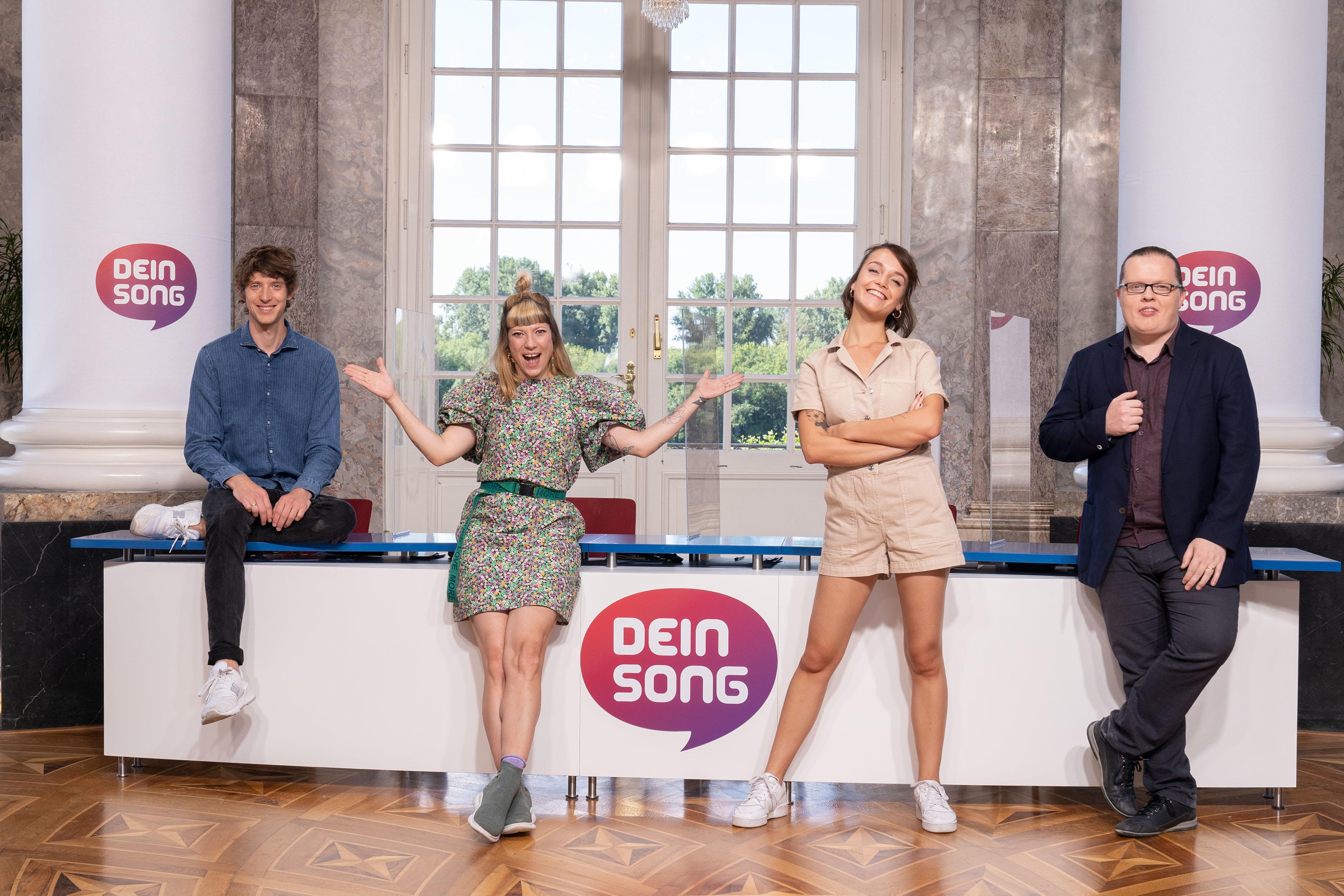 """""""Dein Song"""" startet mit neuen Ideen und talentierten Songwriter*innen in die 13. Staffel!"""