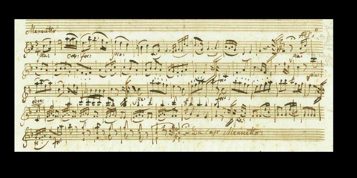 Unbekanntes Mozart-Manuskript wird versteigert