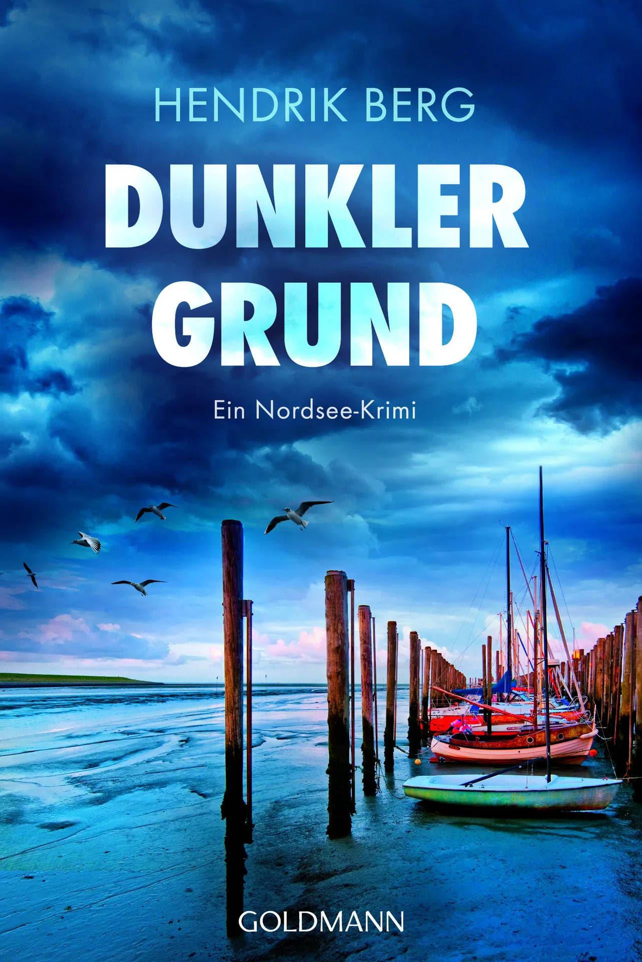 DUNKLER GRUND – Der neue Roman aus der Krimischmiede von Hendrik Berg!